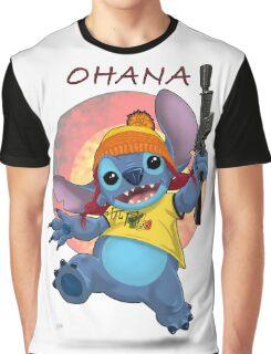 Ohana: Firefly/Stitch Mashup Graphic T-Shirt