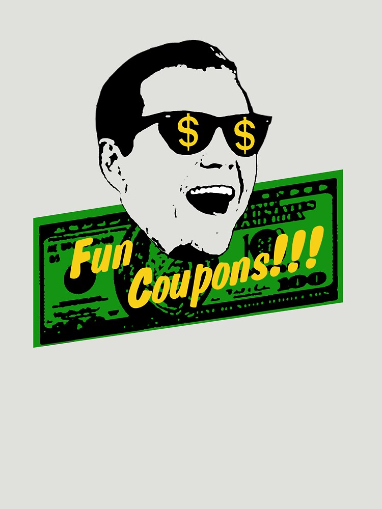 Fun Coupons! The Wolf of Wall Street | Unisex T-Shirt
