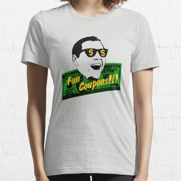 Fun Coupons! The Wolf of Wall Street Essential T-Shirt