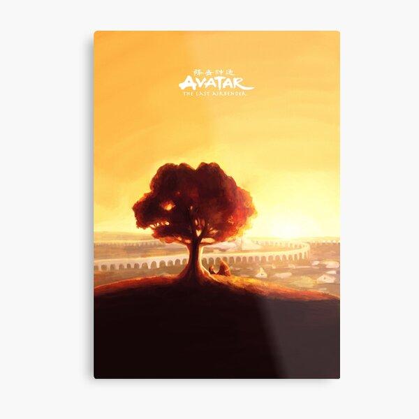 Avatar The Last Airbender: Irohs Tale Metal Print