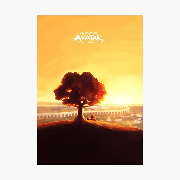 Avatar The Last Airbender: Irohs Tale Photographic Print