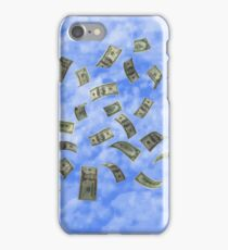 money's sky iPhone Case/Skin
