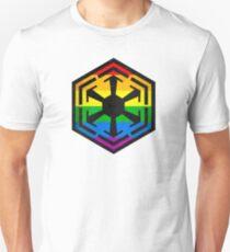 Rainbow Sith Unisex T-Shirt