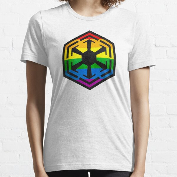 Rainbow Sith Essential T-Shirt