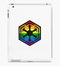 Rainbow Sith iPad Case/Skin