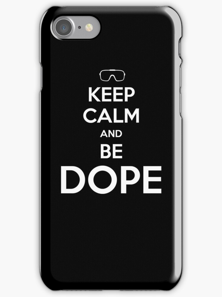 will.i.am - DOPE (white text) by Tom Clancy