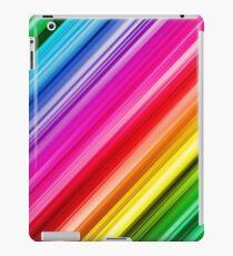 TILTED RAINBOW iPad Case/Skin