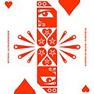 Kamadeva Jack of Hearts by Yanko Tsvetkov