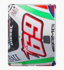 Nicky Hayden's bike iPad Case/Skin