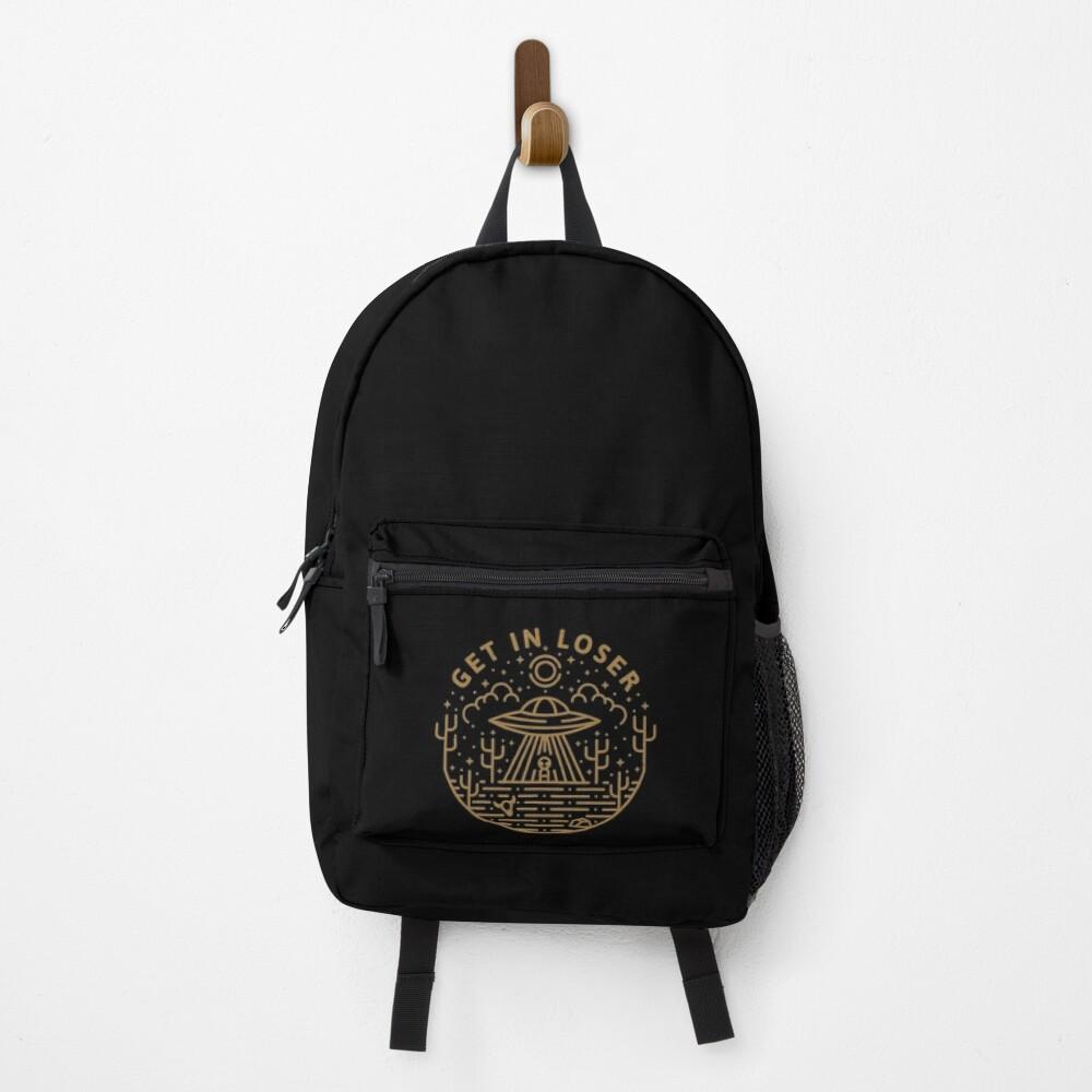 Get In Loser Backpack