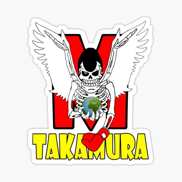 Hajime  No Ippo - Takamura Sticker