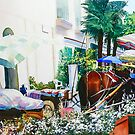 Amalfi Carriage by Donna Jill Witty
