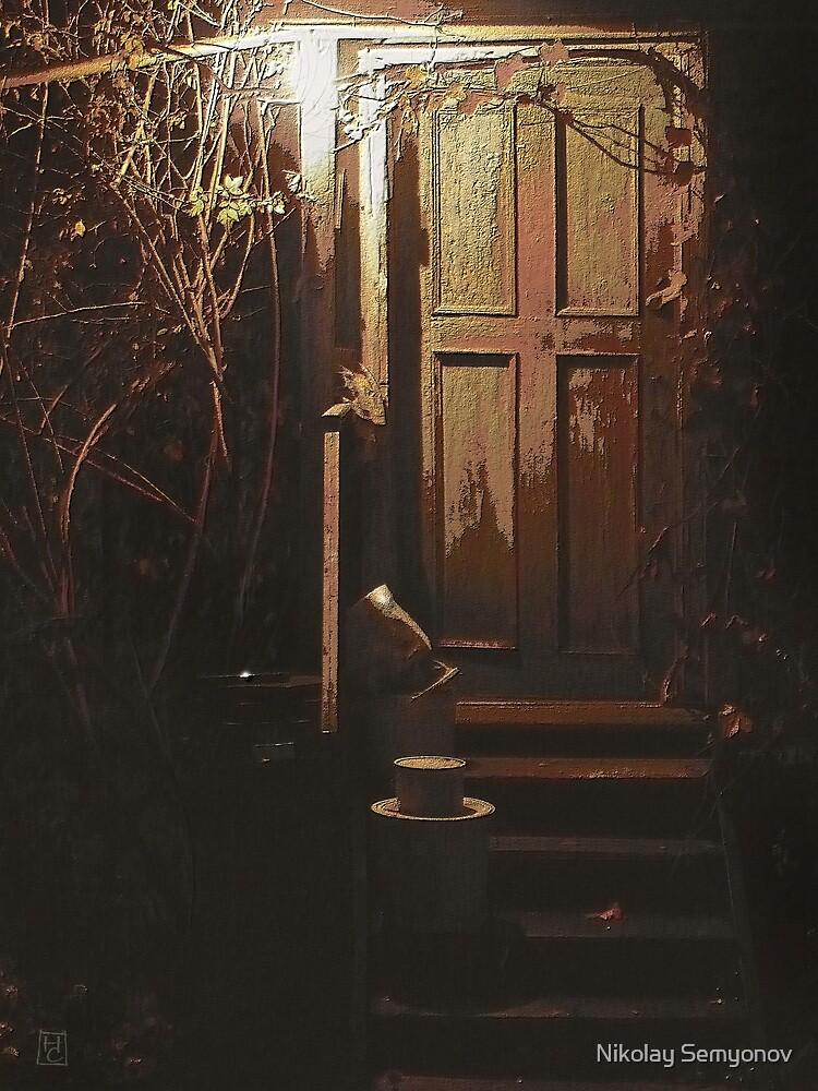 it gets dark early by Nikolay Semyonov