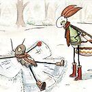 Snow Angel by Mary Capaldi