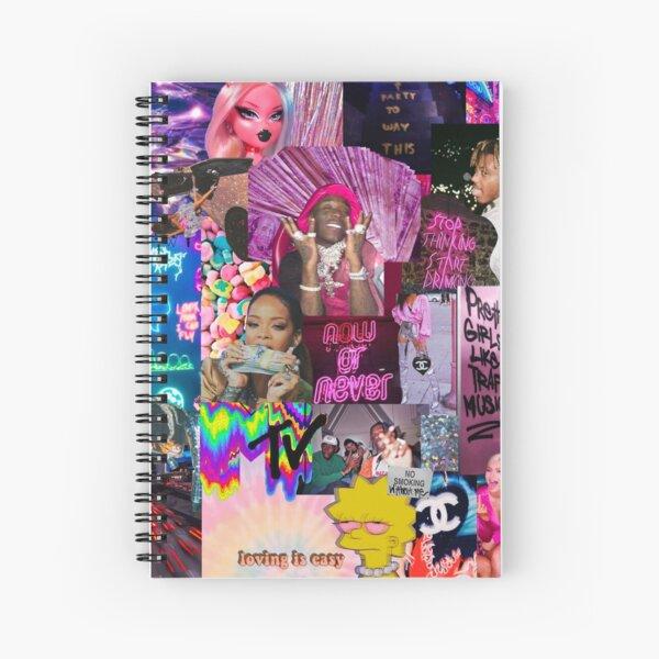drownin n drip Spiral Notebook
