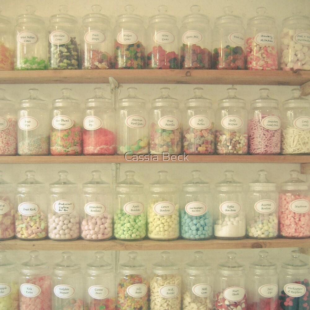 Sweet Shop by Cassia Beck