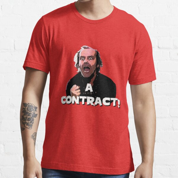 A CONTRACT! The Shining Essential T-Shirt