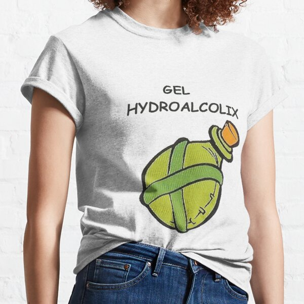 Gel Hydroalcolix T-shirt classique