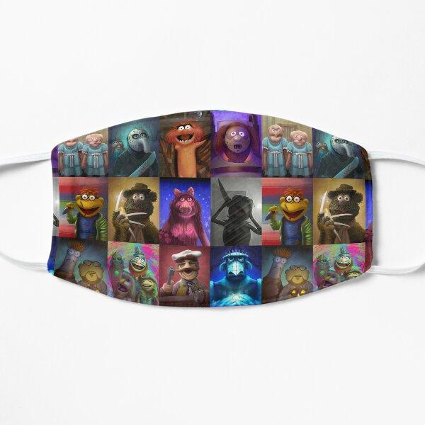 Muppet Maniacs Series 1 Flat Mask