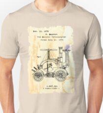 The Bagshot Velocicopter Unisex T-Shirt