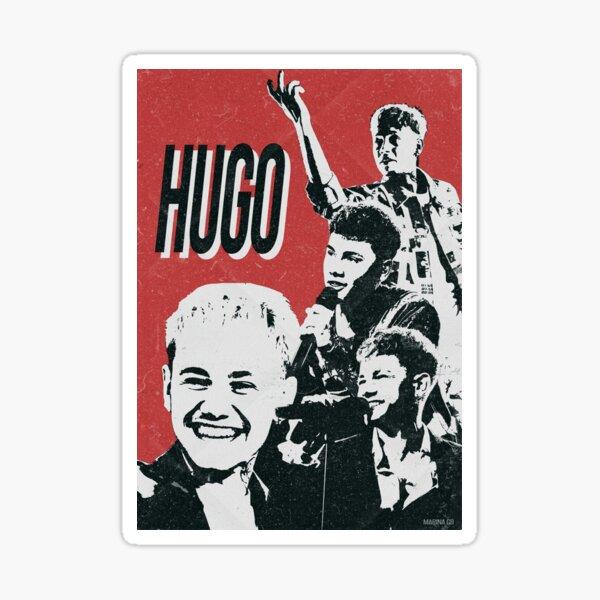 Hugo | Operación Triunfo 2020 Pegatina