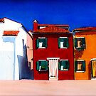 Burano  by Donna Jill Witty