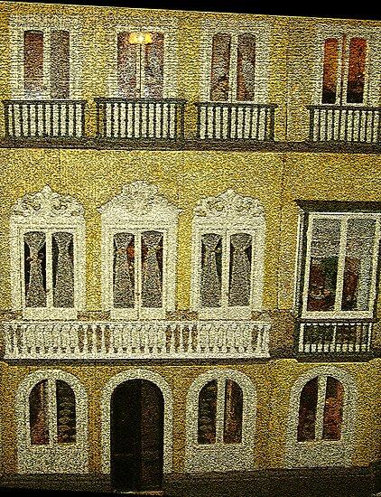 Dollhouse, Malaga, Spain by wandringeye