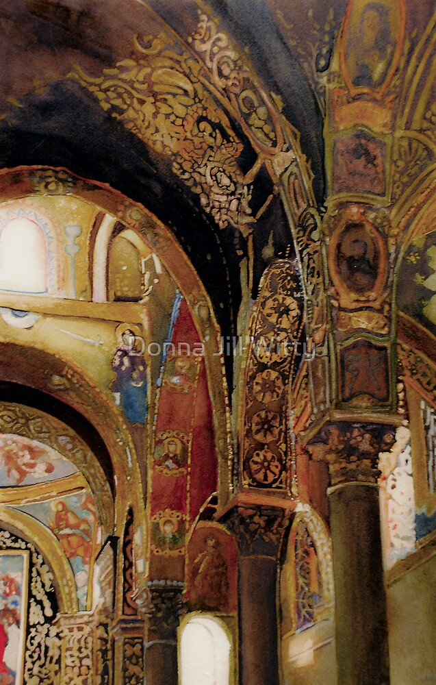 Byzantine by Donna Jill Witty