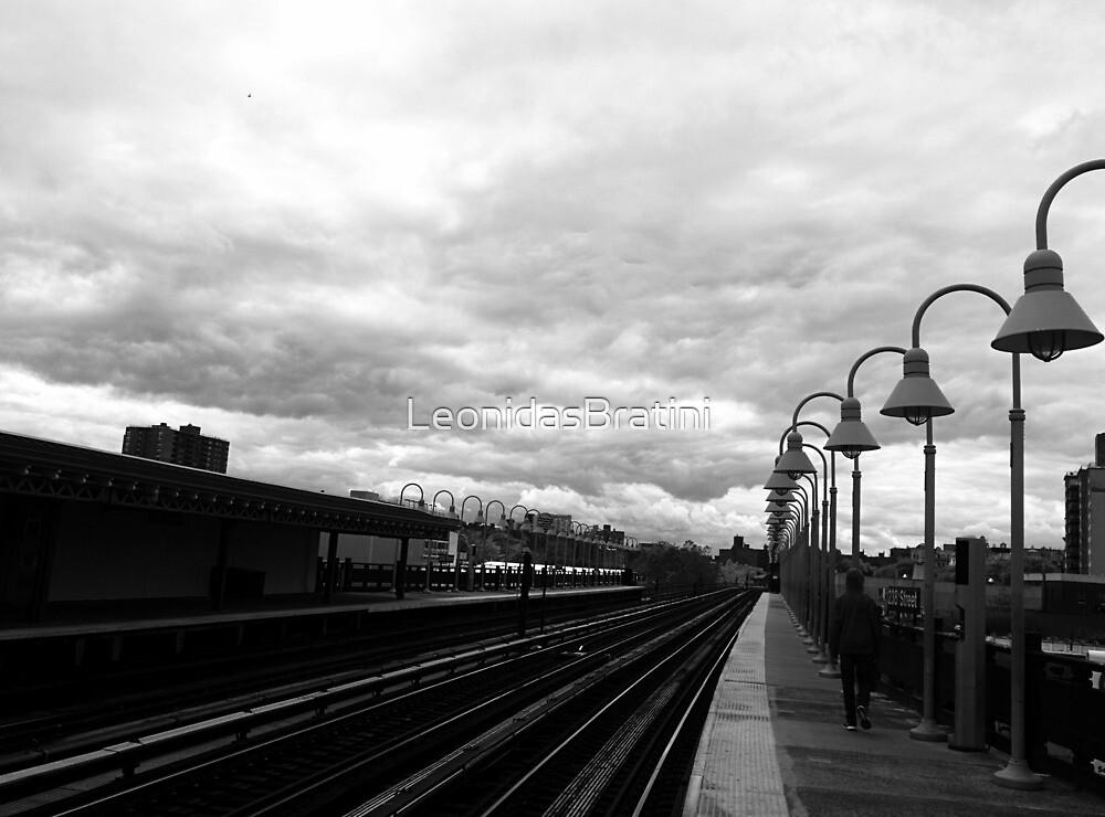 Visiting New York City by LeonidasBratini