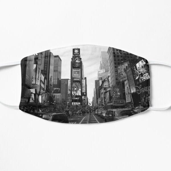 I Lived New York City Flat Mask