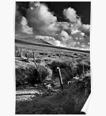 Bodmin Moor Poster