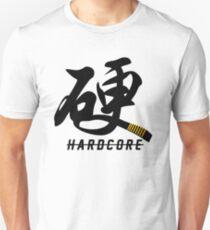 Hardcore (Martial Artist) Unisex T-Shirt