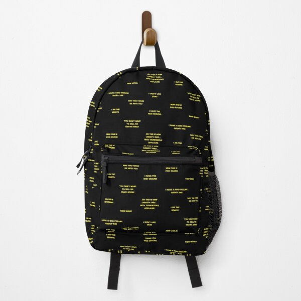 Prequels babyyyy Backpack