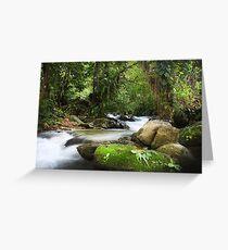 Hoi River Greeting Card