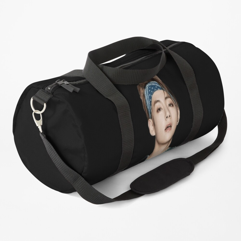 Jungkook BTS K-pop BLACKPINK You're My, bts Duffle Bag