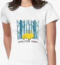 Operation Cobra Women's Fitted T-Shirt