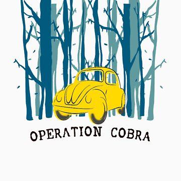 Operation Cobra by omgkatkat