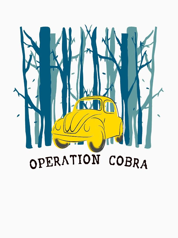 TShirtGifter presents: Operation Cobra | Unisex T-Shirt