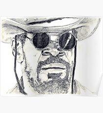 Django (Jamie Foxx) Poster