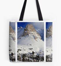 Triple peaks III Tote Bag