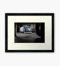 HED Bus Framed Print