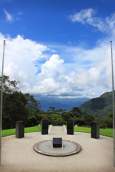 Kokoda Track Monuments by BenClarkImagery