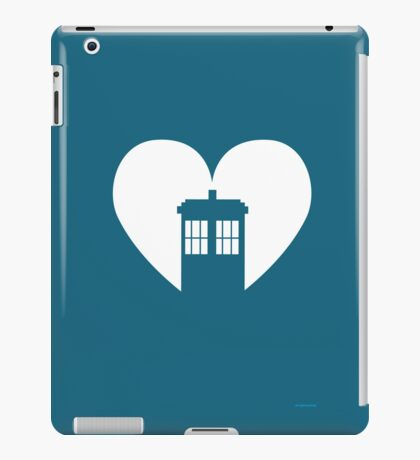Doctor Forever iPad Case/Skin
