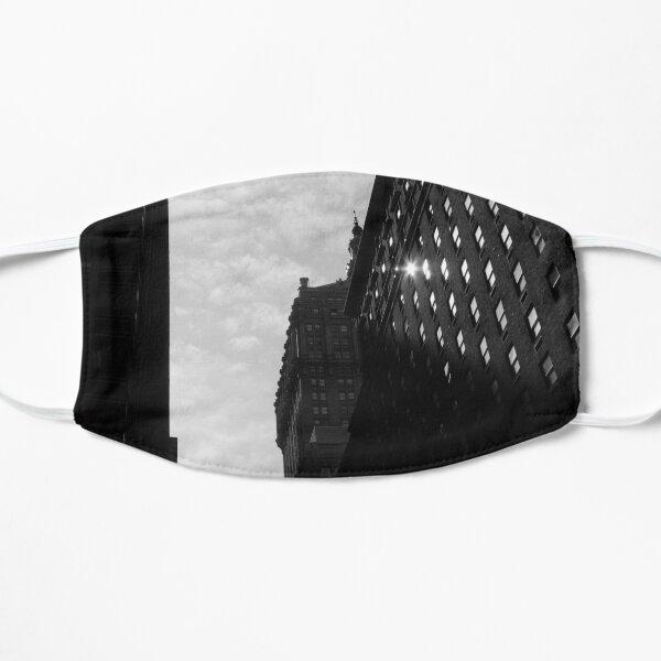 New York City Morning Flat Mask