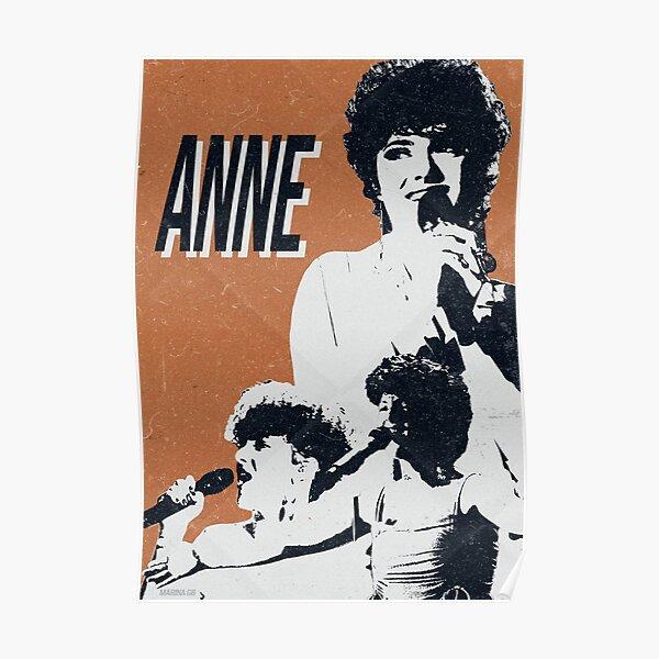Anne | Operación Triunfo 2020 Póster