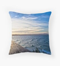 The Beautiful Byron Bay Throw Pillow