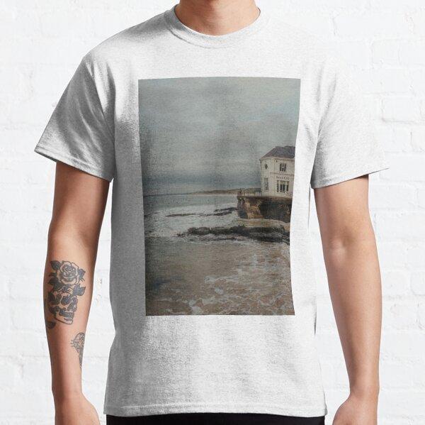 Arcadia, Portrush, Northern Ireland Beach Print Classic T-Shirt