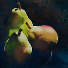 Pears in Holland by Donna Jill Witty