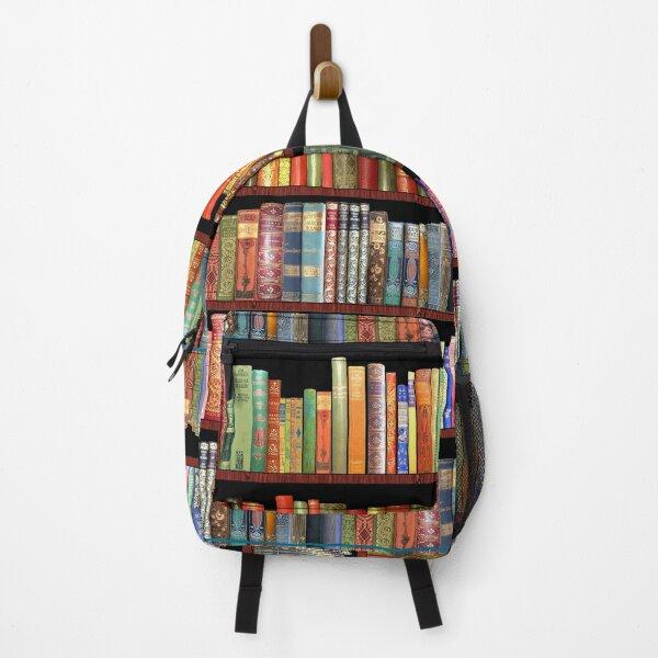 Jane austen antique books, British antique books Backpack