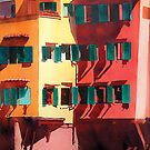 Ponte Vecchio by Donna Jill Witty